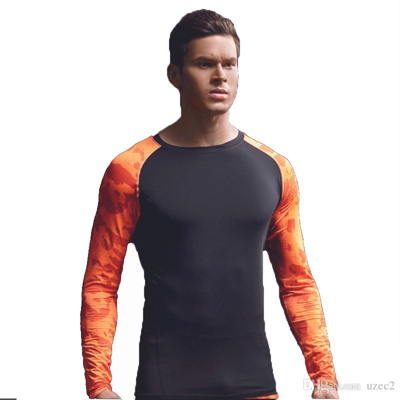 새로운 히트 컬러의 표범 텍스트, 여름 짧은 편안 탄성 의류 새로운 남성 스포츠에게 T 셔츠 슬리브.