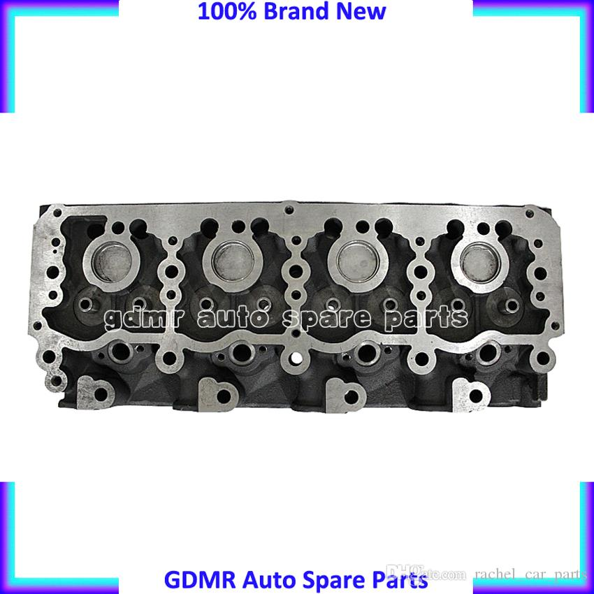 Diesel engine parts casting iron cylinder head 14B for toyota Delta Dyna  Toyo-Ace for Daihatsu Delta 3660cc 11101-58040 11101-58041