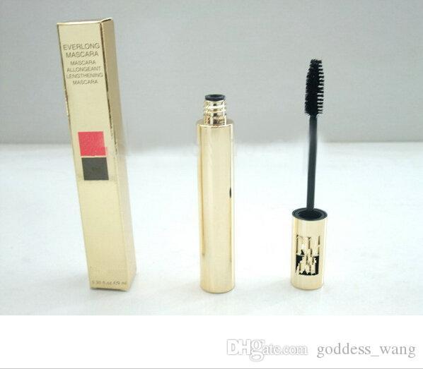 무료 배송 NEW 브랜드 메이크업 좋은 판매 액체 MASCARA 8g 블랙 좋은 품질