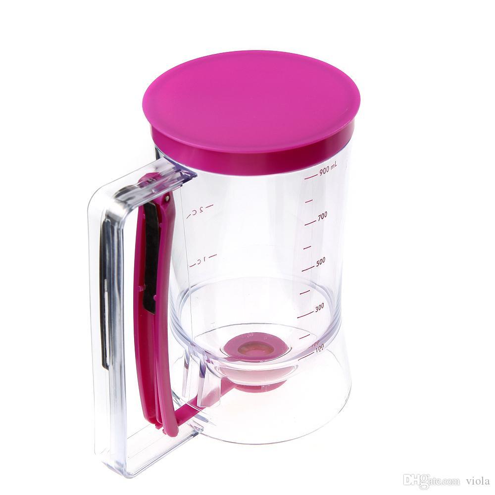 DIY Cake Tool Batter Dispenser Cupcake Pancake Batter Dispenser Baking & Pastry Tools Mix Pastry Jug Baking