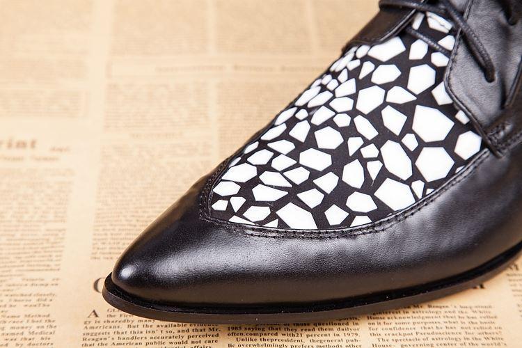 Nuovi stivali da uomo in pelle nera 2018 appuntiti Moda scarpe da uomo in pelle da uomo, grandi dimensioni eu38-46