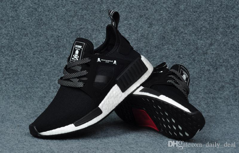 adidas BY1909 NMD XR1 Prime Knit OG Mens Running Shoe (Black