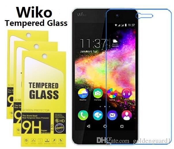 Wiko Lenny 4 Tempered Glass Screen Protector For Wiko U Pulse Lenny 3 Max Sunny Max Kenny Jerry Max Harry Bobby Flashp Plus 2 Factory Price