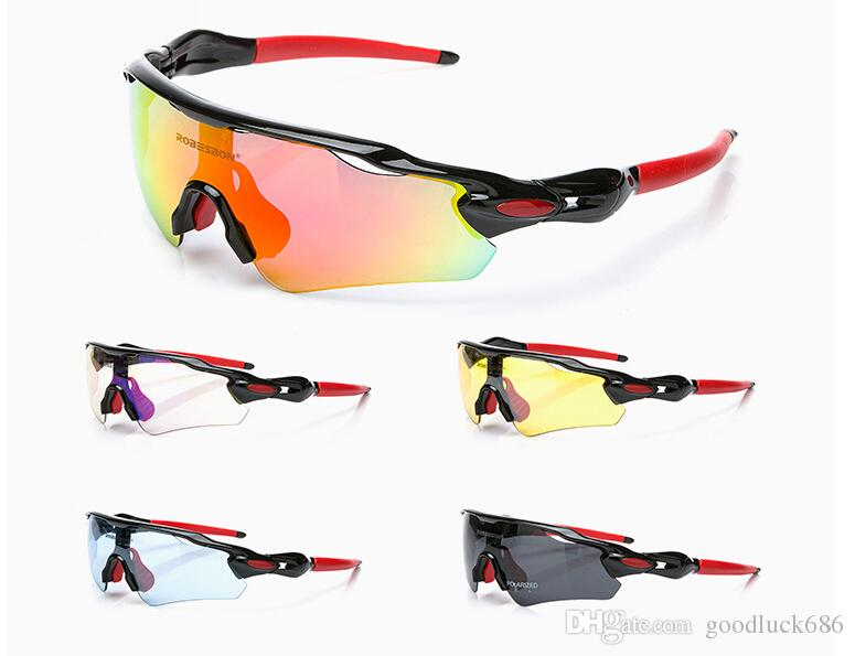 0454f51d86 2019 Bicycle Glasses Polarized Lens Lenses Bicycle Sunglasses MTB Road Bike  Ciclismo Oculos Men Women Cycling Eyewear From Goodluck686