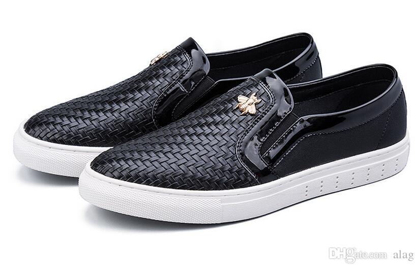 Acheter Chaussures Marque De Designer 2017 Hommes Mâle Top New xdBerCo