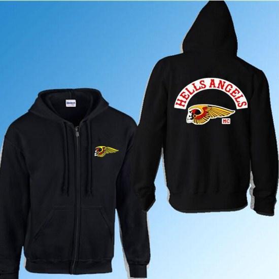 Hells angels hoodies