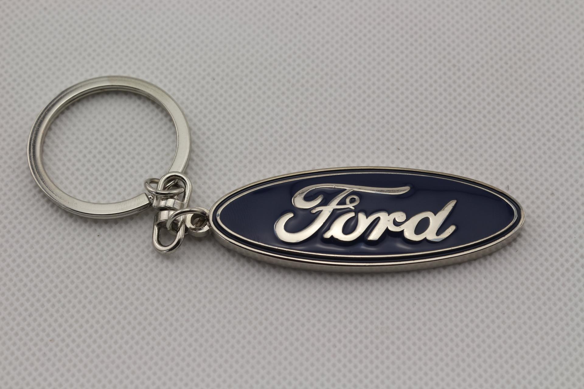 Großhandel 3d Auto Logo Schlüsselanhänger Keychain Schlüsselanhänger