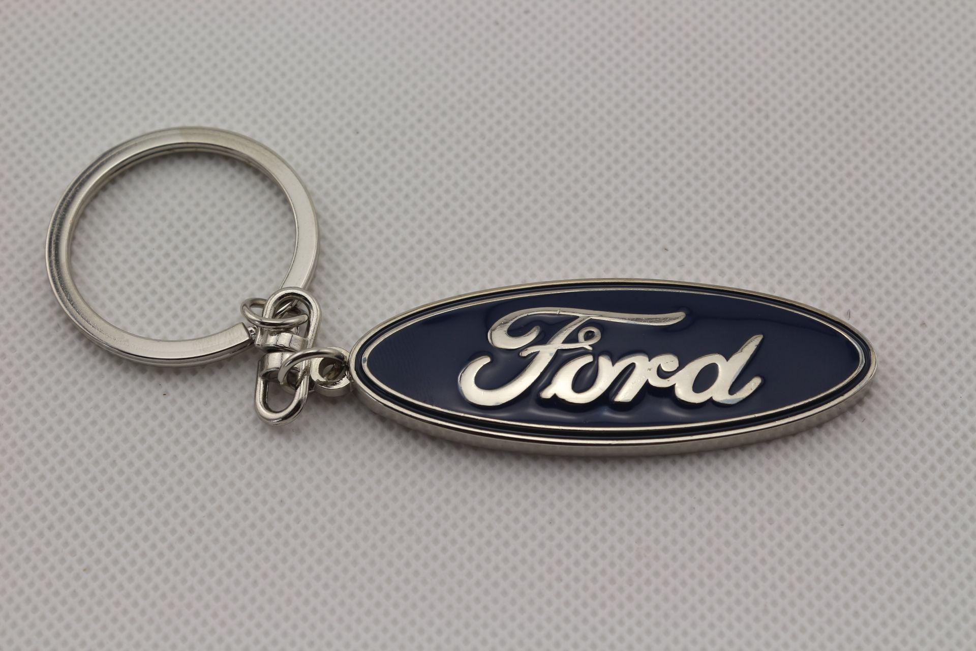 3D Car Logo Key Fob Keychain Keyring Key Chain Key Ring KeyHolder