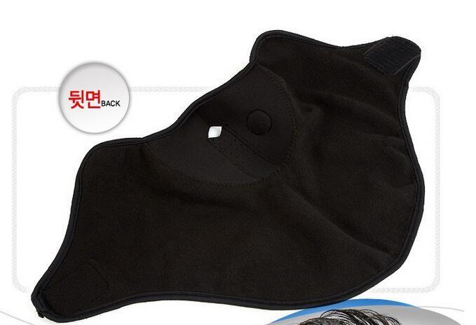 New Bike Motorcycle Ski Snowboard Neck Warmer Face Mask Veil Cover Sport Snow DHL fedex Free