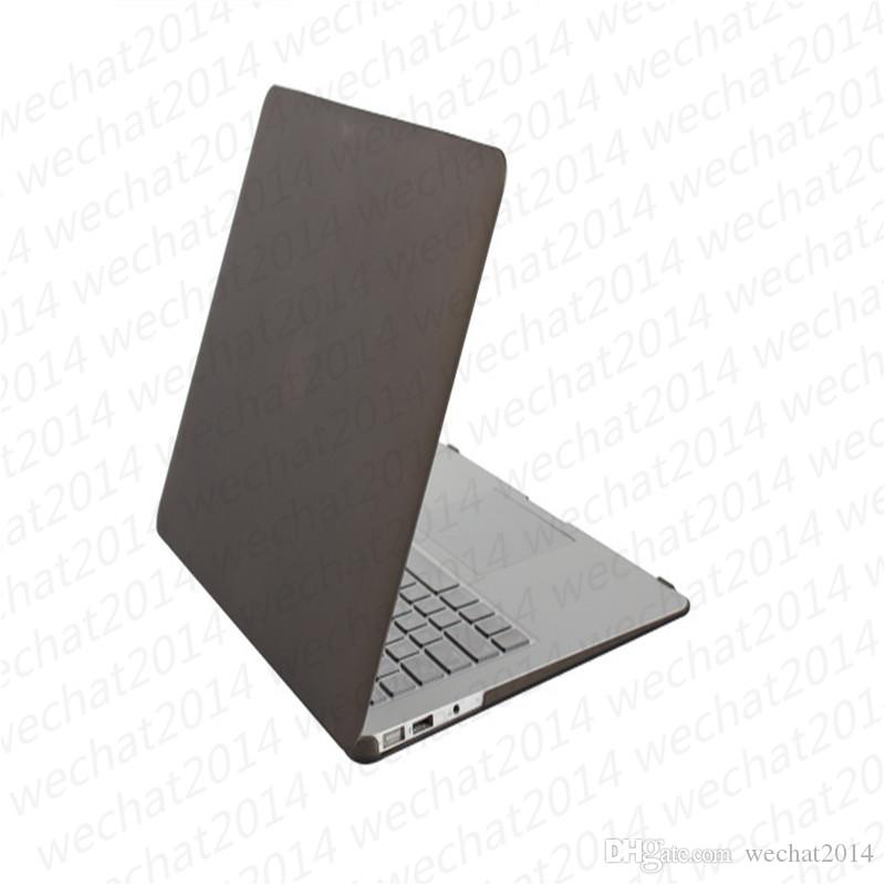"""Matte Rubberized Hard Case Cover Full Body Protector Case Cover for Apple Macbook Air Pro 11'' 12'' 13"""" 15"""""""