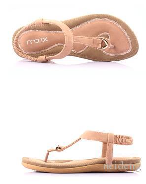 Sandalen Schuhe Frau Gladiator Sandalen Frauen Flip Flops Sandalias Mujer Sapato Feminino Flache Sandale Femme Zange Sandales