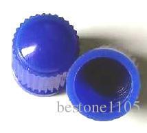 100 unids / lote Tapas de Válvula de Neumáticos de Plástico Válvula Del Neumático Del Coche Cubierta del Vástago 8 V1 Hilos Al Por Menor al Por Mayor