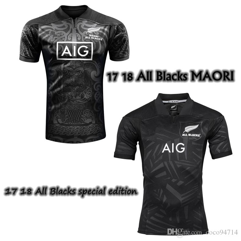 2017 2018 new zealand all blacks maori rugby jerseys 17 18. Black Bedroom Furniture Sets. Home Design Ideas