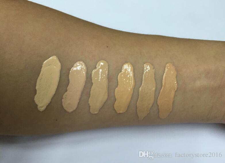 Maquillage CHAUD STUDIO FIX FLUID B51 Fondation Liquide 35ML Haute qualité + cadeau Facial Concealer surligneur maquillage