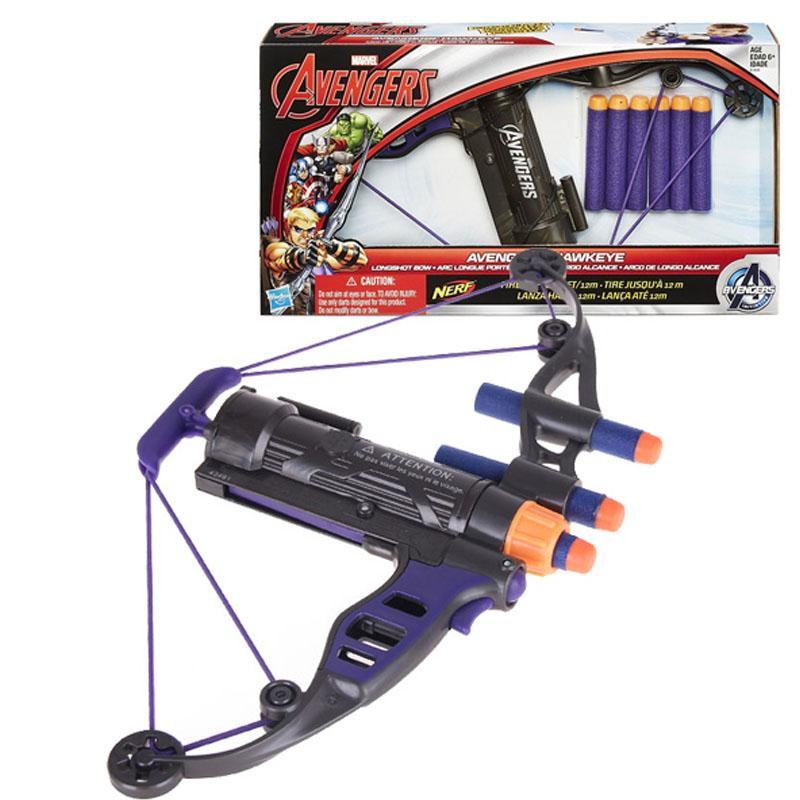 Baby Orbeez Toys Nerf Gun Avengers Boy Nerf Elite Hawkeye Longshot Bow And  Arrow Ammo Toy Gift For Children Kids Play Outdoor Led Bulbs Led Light  Bulbs From ...