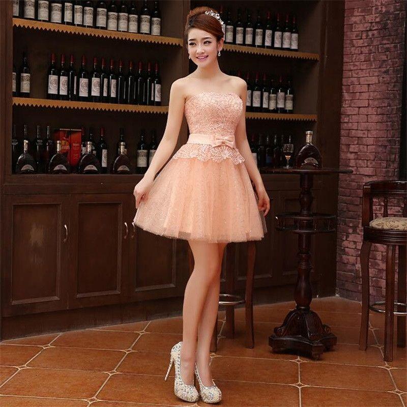 Imagenes de vestidos cortos de noche elegantes