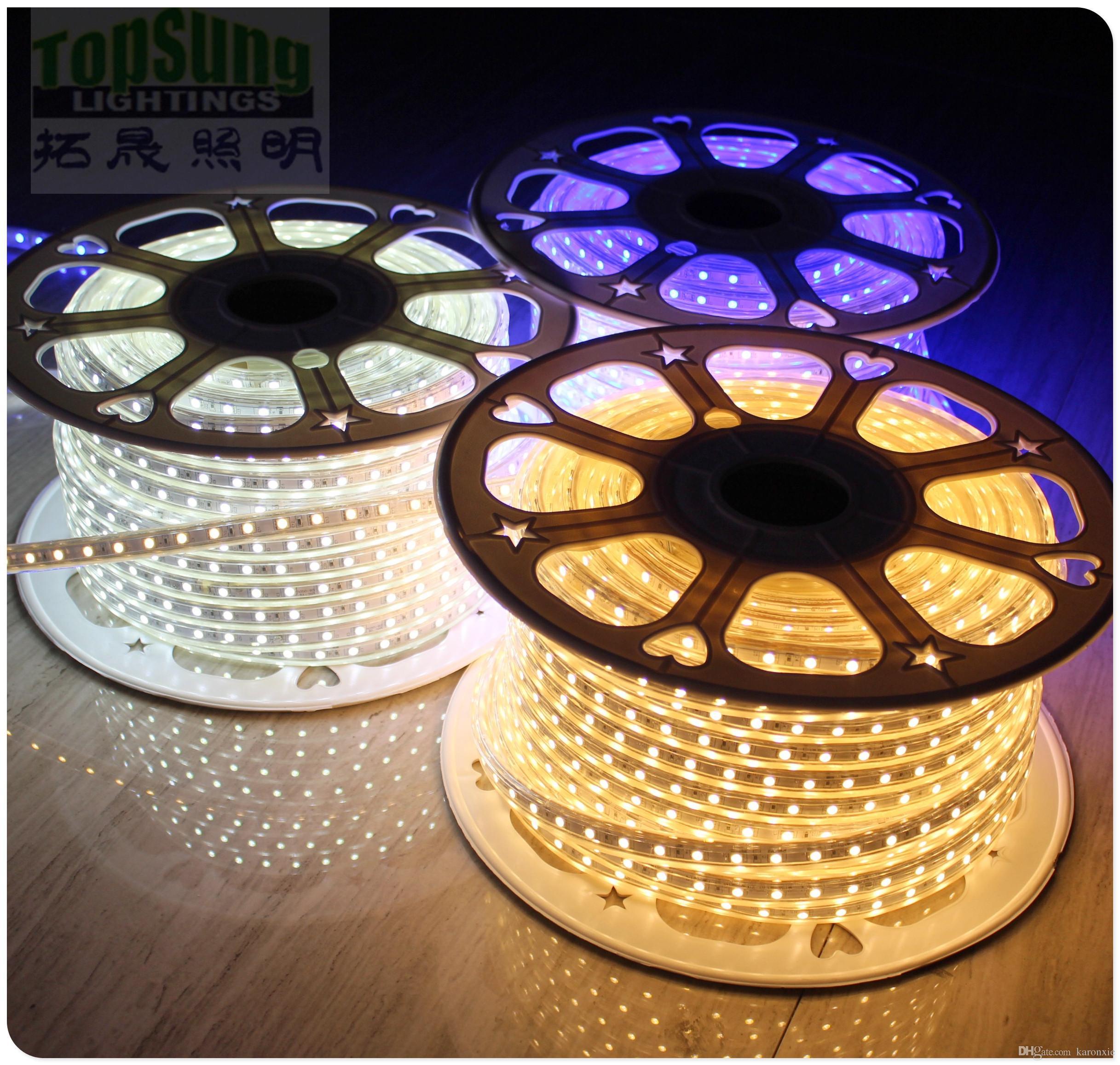 50m-roll-flexible-led-strip-light-5050-220v Fabelhafte Led Flex Lichtleisten Set Dekorationen