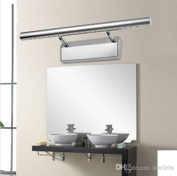 Garantiert 100% hohe Qualität LED Spiegel Licht moderne Badezimmer  Wandleuchte Kosmetik Lampe Badezimmer Lampen 5 Watt 40 cm