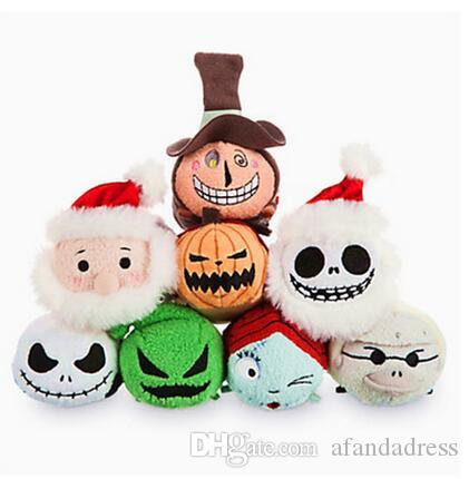 2017 2017 The Nightmare Before Christmas Jack Plush Toy Tsum8 ...