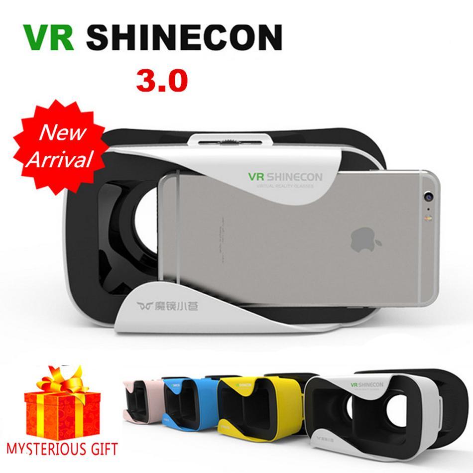 Acheter Vente En Gros Casque VR Shinecon 3 D Box 3D Lunettes De Réalité  Virtuelle Lunettes Casque Casque Pour Smart Téléphone Smartphone Lentille  Google ... f78f4eebc1fa