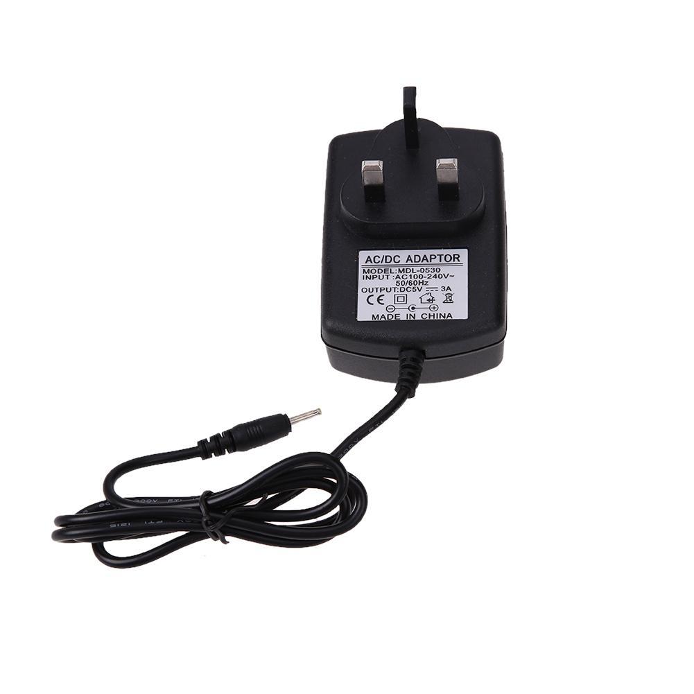 Wholesale- Universal UK Plug AC to DC <b>5V 3A</b> 2.5*0.7mm <b>Power</b> ...