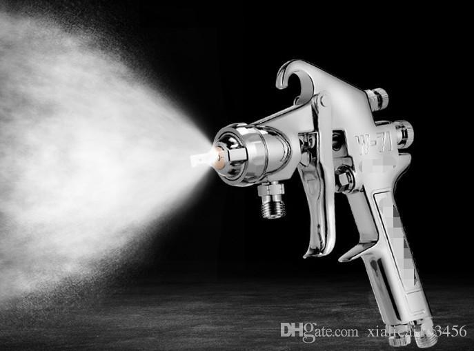 دليل بندقية رش W-71 للأثاث والأجهزة اللوحة مع أفضل الأسعار ونوعية جيدة الشحن الجوي دي إتش إل الحرة