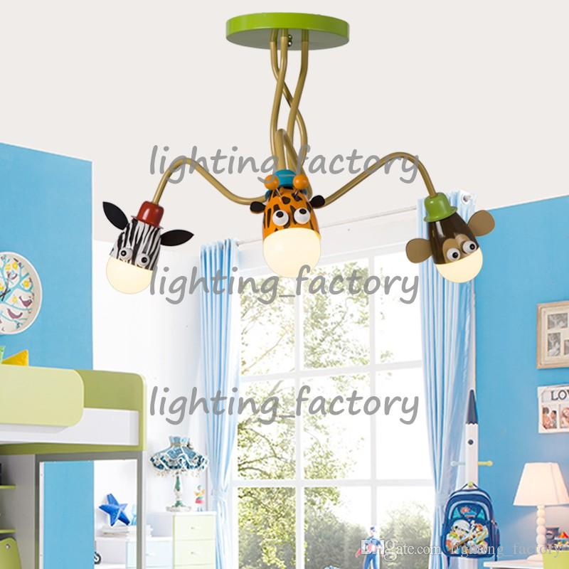2018 kids room ceiling light boy girl warm bedroom ceiling lamp 2018 kids room ceiling light boy girl warm bedroom ceiling lamp led bulb creative animal head cartoon modern design from lightingfactory 8845 dhgate mozeypictures Images