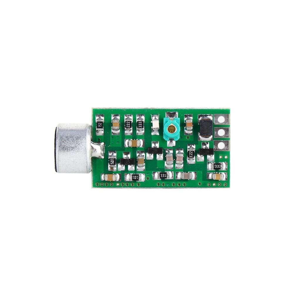 Fm Transmitter Module 88mhz 108mhz 07 9v Microphone Pickups Also Stereo Lifier Circuit Long Range Gain Adjustable Mic Sound Amplifier Online Mobile Shop