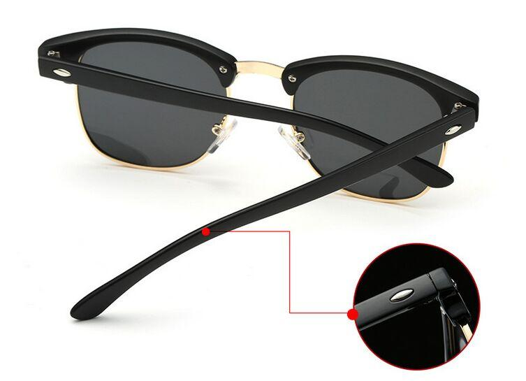 Polarized Sunglasses Unisex Lens fashion couples sun glasses UV400 Driving goggles With packaging Free DHL FedEx TNT