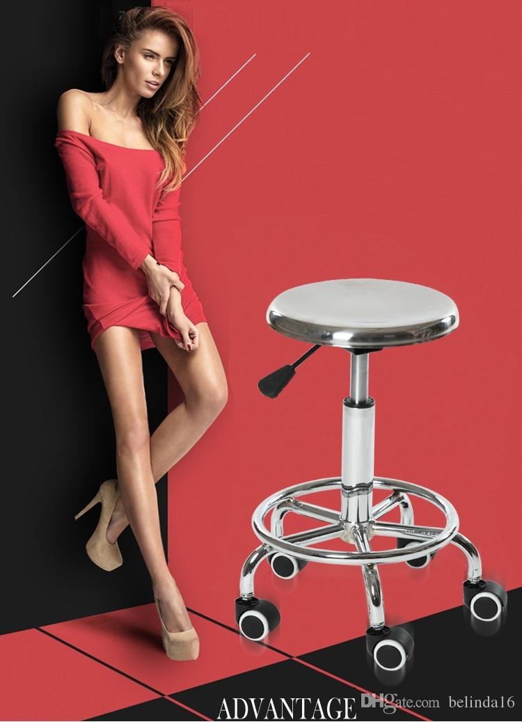 Stainless steel bar stool Kitchen metal lift stool wheel foot cafe house  restaurant chair furniture shop retail wholesale free shippingMetal Cafe Chairs Online   Metal Cafe Chairs for Sale. Metal Cafe Chairs Sale. Home Design Ideas