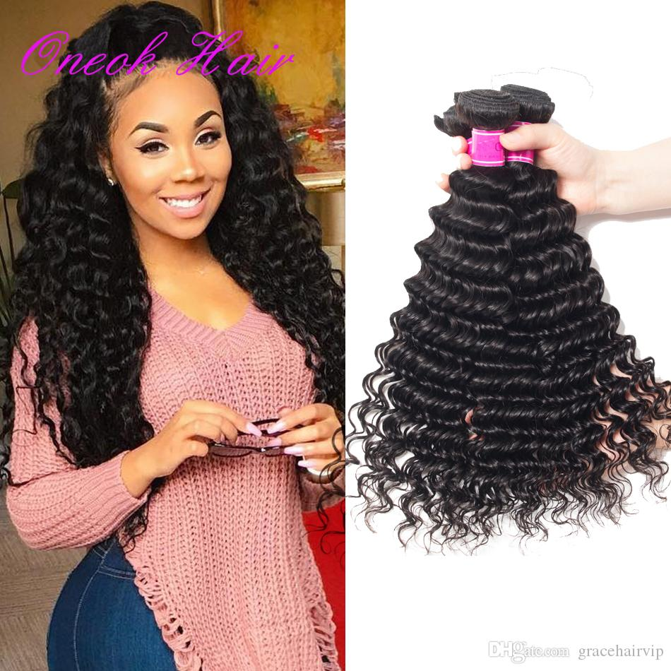 Cheap 3 bundles 8a brazilian virgin hair deep wave curly human cheap 3 bundles 8a brazilian virgin hair deep wave curly human hair weave natural black cheap brazilian virgin hair deep curly wave natural hair weave pmusecretfo Image collections