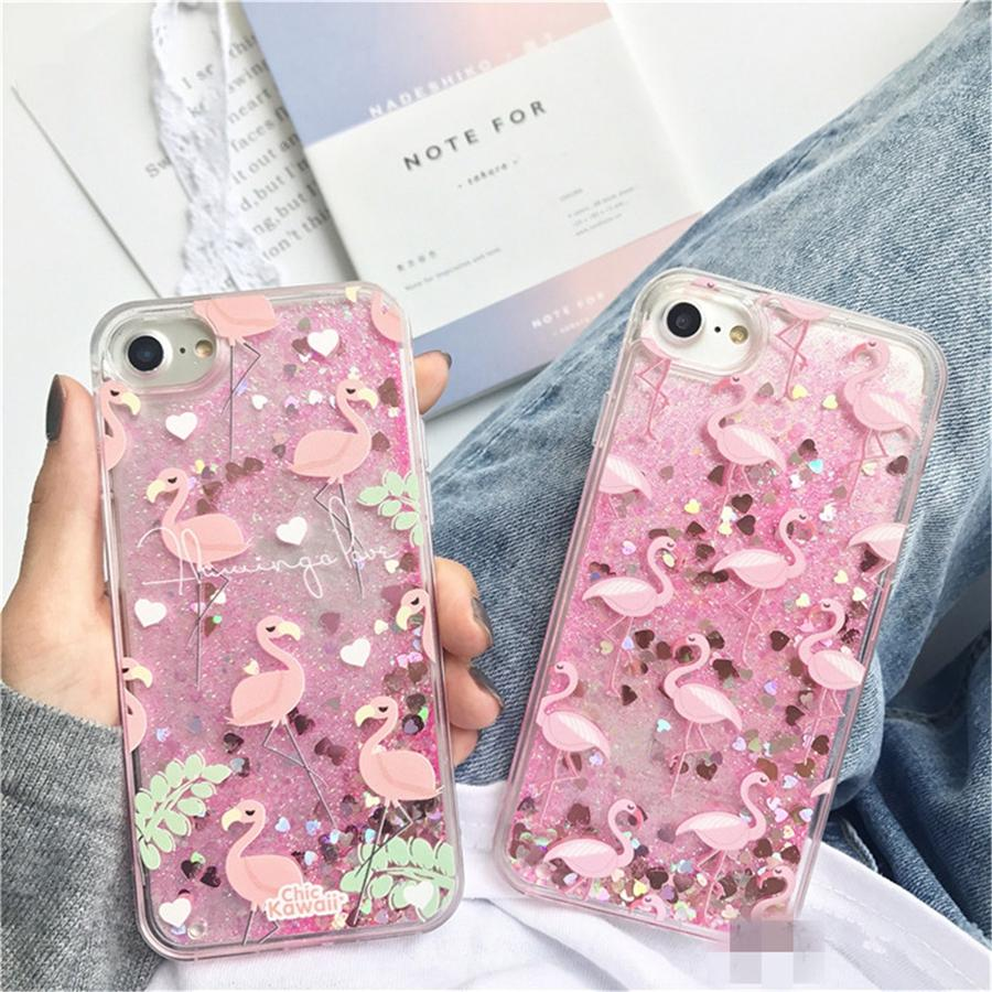 flamingo iphone 6 phone case