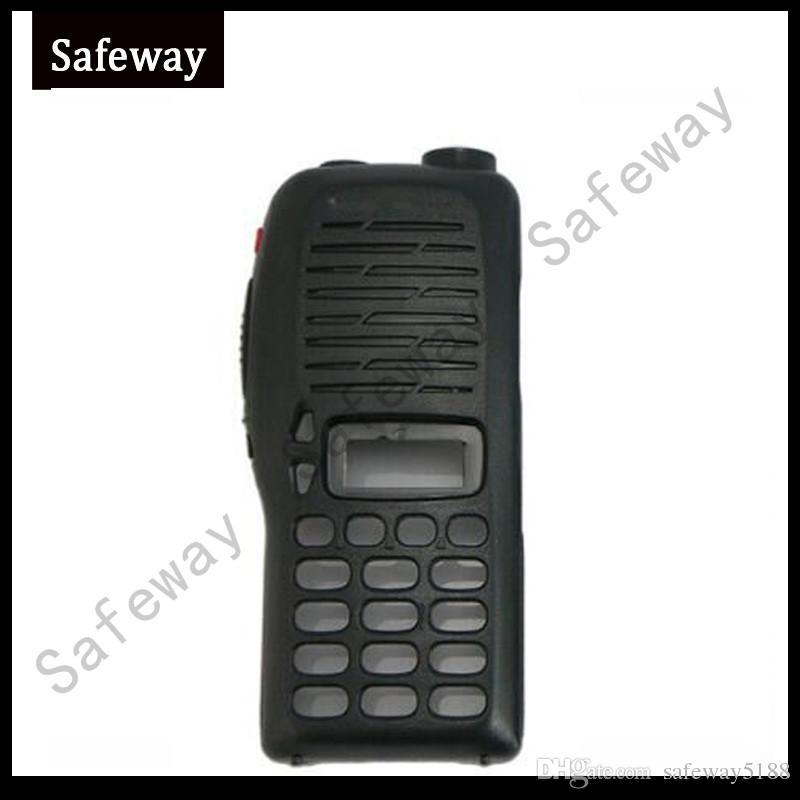 Nuova copertura custodia custodia Walkie talkie IC-V8 con manopole tastiera ppt copertura antipolvere ICOM radio bidirezionale accessori spedizione gratuita