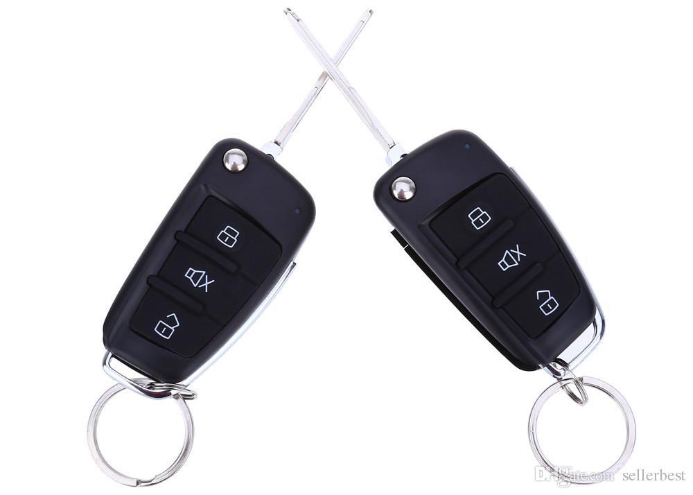 2016 604 - 8118 Système de verrouillage à distance de voiture à distance Système de verrouillage central Déverrouiller la porte de la voiture fenêtre automatique avec indicateur à LED pour Volkswagen