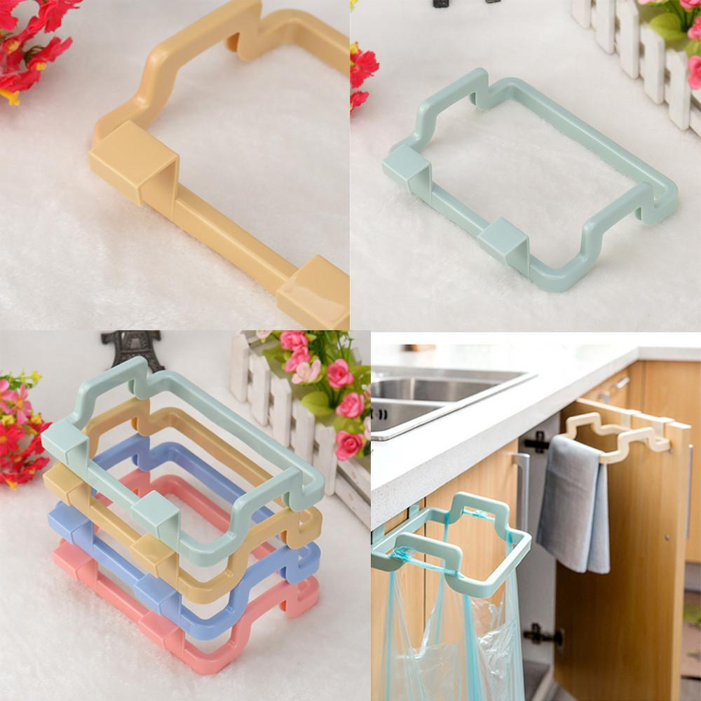 2018 Portable Kitchen Trash Bag Holder Incognito Cabinets Cloth Rack Towel  Rack From Wenshuilian, $2.23 | Dhgate.Com