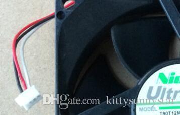 NIDEC T80T12MUA7-52 12V 0.19A 8cm ventilador de enfriamiento