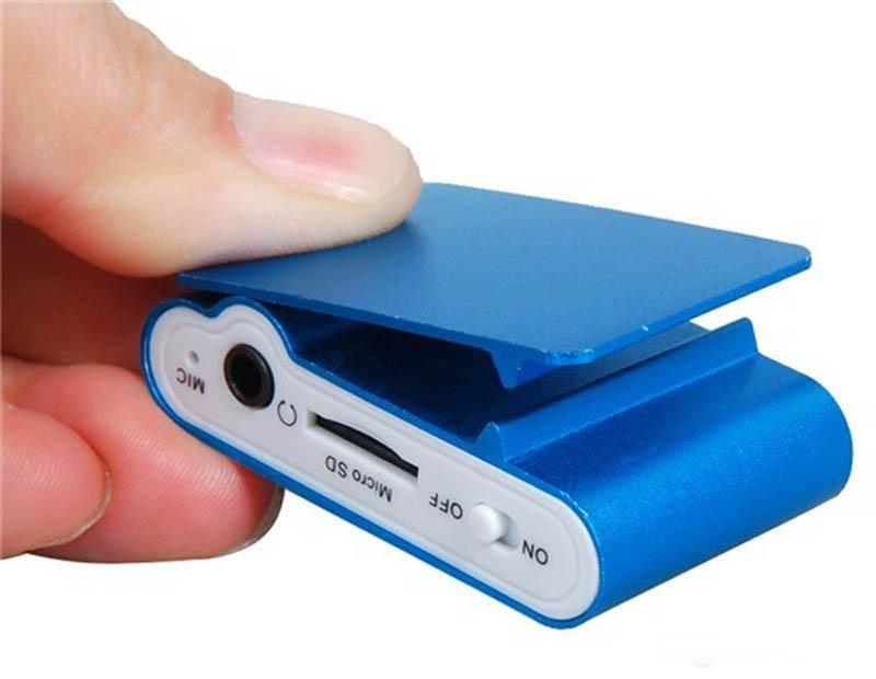 Downloading Sport Digital Music Player With Screen Mini Clip Mp3 Player with Radio FM Retail Box OM-CD2
