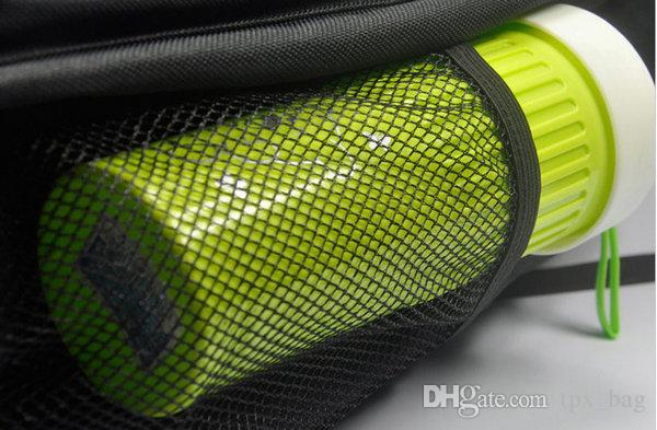 Houston daypack BBVA Compass Stadium football Dynamo Club de football Cartable insigne sac à dos sac d'école de sport pack de jour en plein air