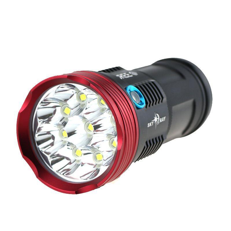 Cree Torche 3 Xm 9x R8 Stroboscope Lampe Poche 18650 Lumens De 20000 Camp Chasse L Led Marque Étanche Modeshaut Bas QdxBCroeW