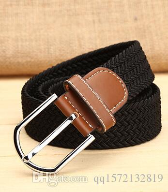 New Arrival 2017 Men Belt Brand Designer Genuine Leather Strap