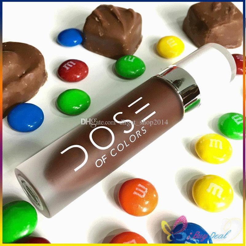 Dose Of Colors Liquid Matte Lipstick Waterproof Lip Gloss makeup various colors Liquid in stock