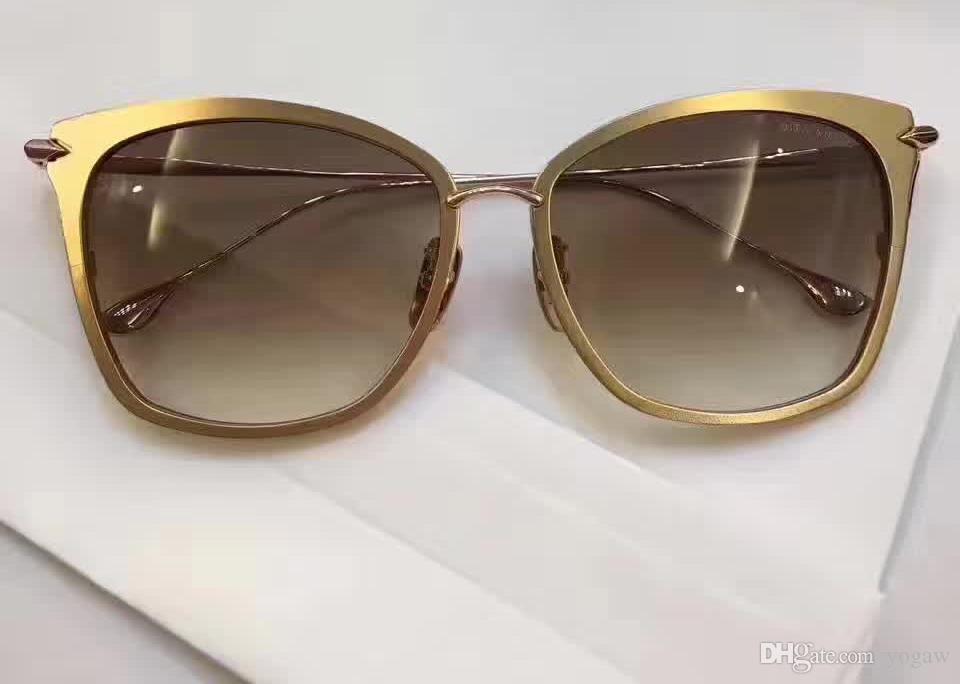 675836de6f7 Women Designer Sunglasses Rose Gold Silver brown Flash Shaded ...
