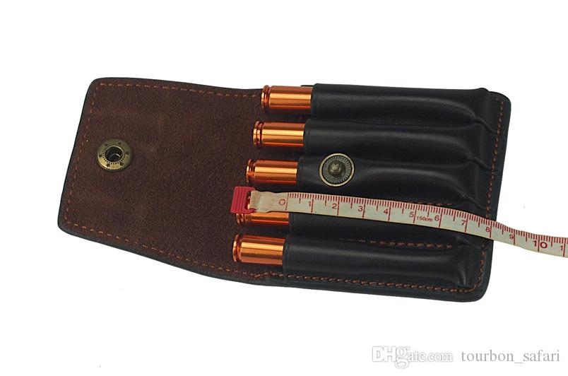 Tourbon Shooting Hunting Cartridges Holder Rifle Ammo Case Bullet Pouch