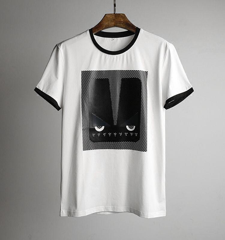 Adhesive Process Designer T Shirts For Men~ Luxury T Shirt Men ...
