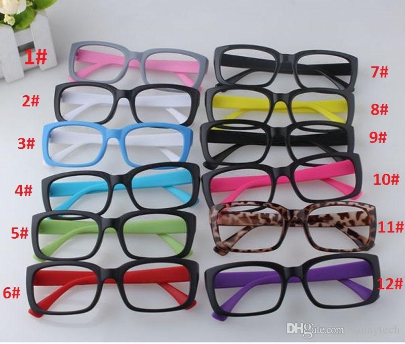 موضة النظارات الشمسية إطارات نظارات زينة الرجال العيون خمر نظارات اطارات نسائية ريترو بصري إطار نظارات Oculos دي غراو ZA1405