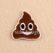 Patch di cartone animato per bambini (10 x 4,2 cm) Patch per ricamo (10)
