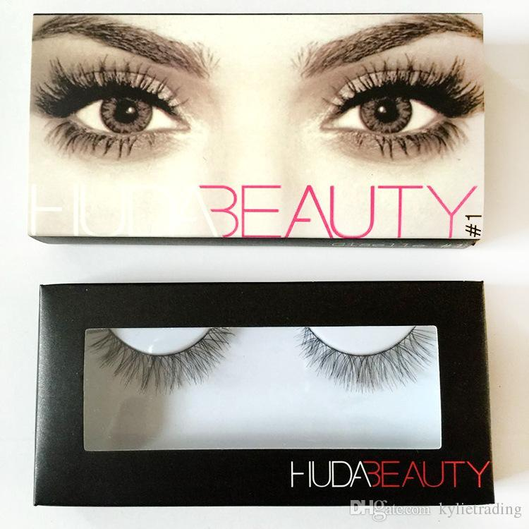 HUD False Eyelashes Eyelash Extensions handmade Fake Lashes Voluminous Fake Eyelashes For Eye Lashes Makeup Cosmetics