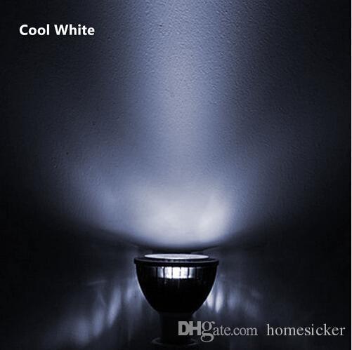 Usine Vente LED PAR20 Ampoules E27 15 W 5 * 3 W Blanc Chaud / Froid Blanc / Blanc 110 V 220 V Dimmable LED PAR 20 P20 Projecteurs Lampes