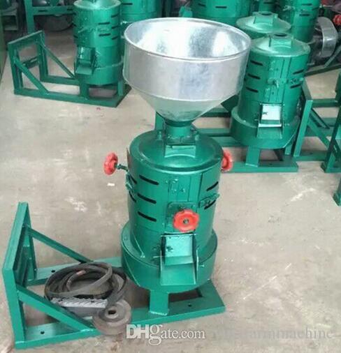 Pequena máquina de casca de soja em casa pele de feijão verde máquina de peeling milho trigo trigo mourisco máquina de casca de trigo