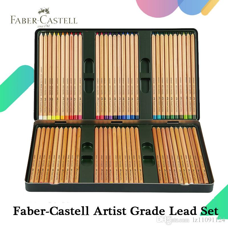 2018 Faber Castell Colored Pencils Kit 12 Lapices Colores 12/24/36 ...